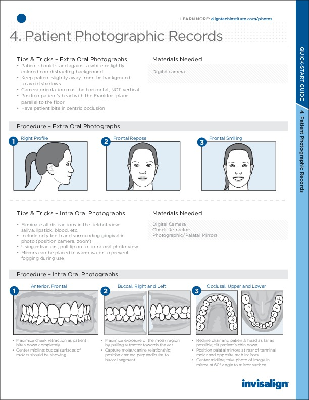 New Invisalign Quick Start Guide For Cosmetic Dental Braces